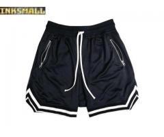 Running basketball pants