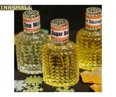 Undilluted oil perfume
