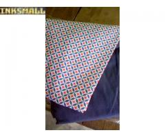 Plain and pattern clothing's material
