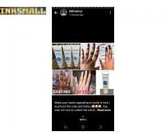 Longrich hand cream