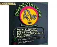REHOBOTH WEARS