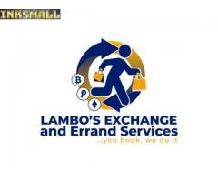 Lambo's Exchange services