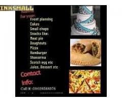 NISHOLA CAKES AND ACCESSORIES